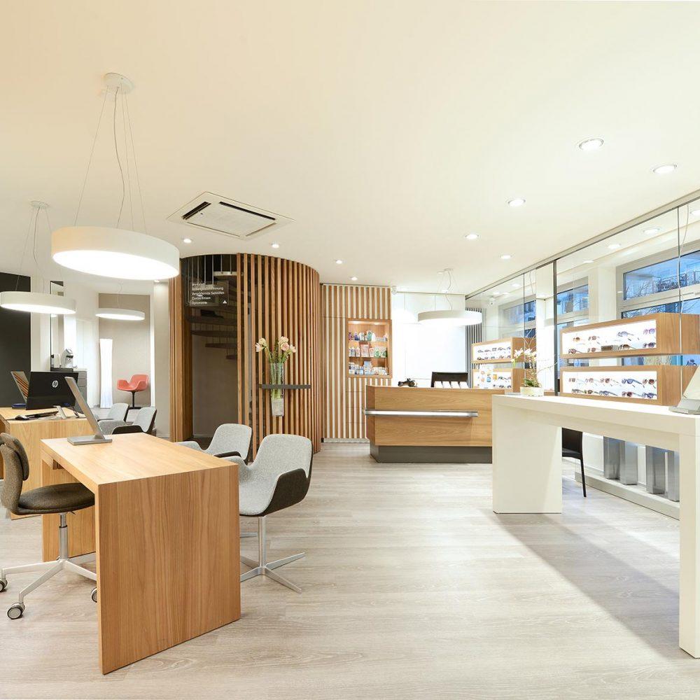 Architektur- und Interieurfotografie