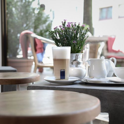 Fotograf für Cafés